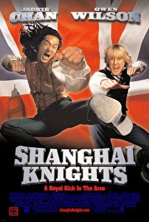 Shanghai Knights Cover