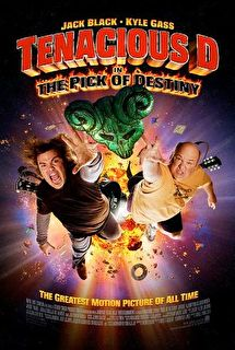 Tenacious D in The Pick of Destiny Cover