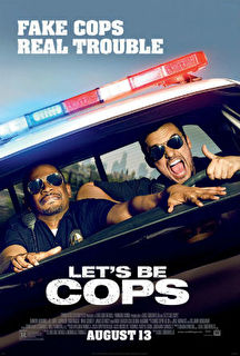 Let's Be Cops Cover