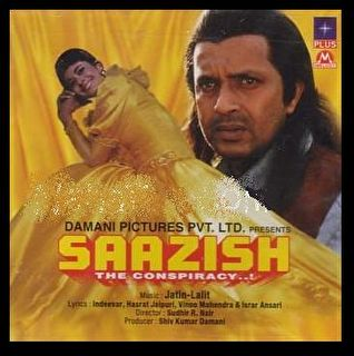 Saazish Cover