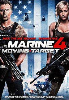 The Marine 4: Moving Target Cover