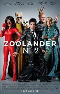 Zoolander 2 Cover