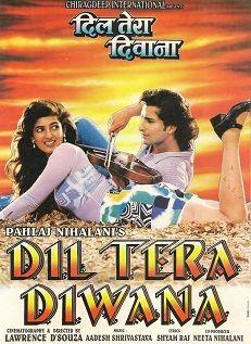Dil Tera Diwana Cover
