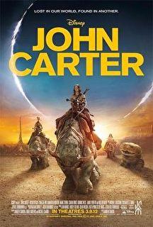John Carter Cover