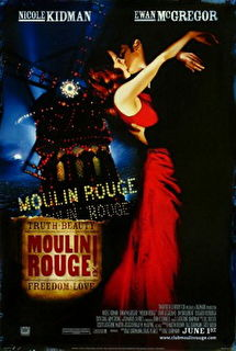 Moulin Rouge! Cover
