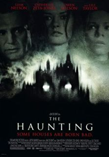 The Haunting Cover