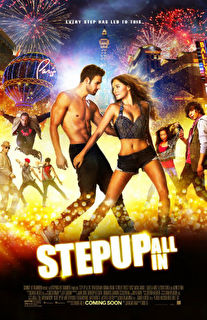Step Up: All In Cover