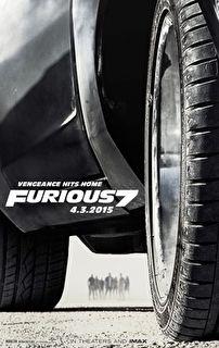 Furious 7 Cover