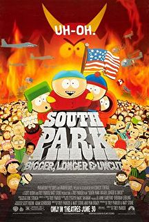 South Park: Bigger, Longer & Uncut Cover