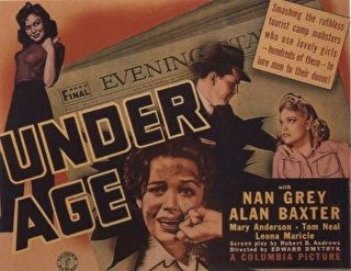 Under Age Cover