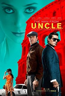 The Man from U.N.C.L.E. Cover