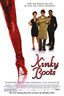 Kinky Boots Cover