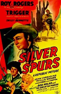 Silver Spurs Cover