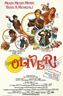 Oliver! Cover