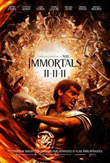 Immortals Cover