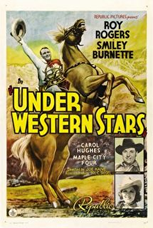 Under Western Stars Cover