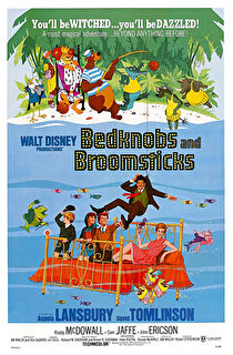 Bedknobs and Broomsticks Cover