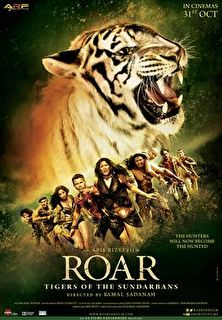 Roar: Tigers of the Sundarbans Cover