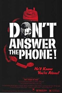 Don't Answer the Phone Cover
