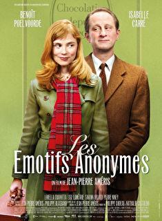 Romantics Anonymous Cover