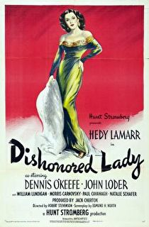 Dishonored Lady Cover