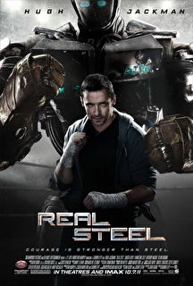 Real Steel Cover