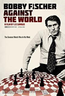 Bobby Fischer Against the World Cover