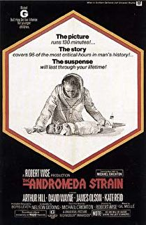 The Andromeda Strain Cover