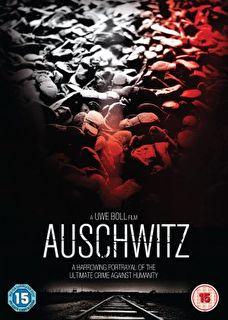 Auschwitz Cover