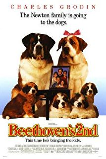 Beethoven's 2nd Cover