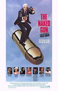 The Naked Gun: From the Files of Police Squad! Cover