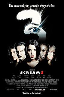 Scream 3 Cover