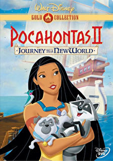 Pocahontas II: Journey to a New World Cover