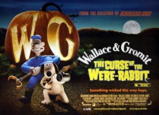 Wallace & Gromit: The Curse of the Were-Rabbit Cover