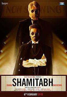 Shamitabh Cover