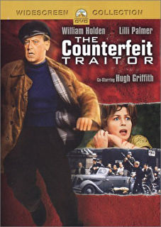 The Counterfeit Traitor Cover