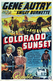 Colorado Sunset Cover