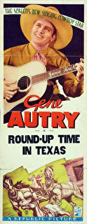 Round-Up Time in Texas Cover