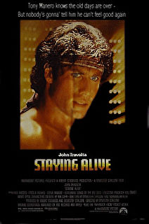 Staying Alive Cover