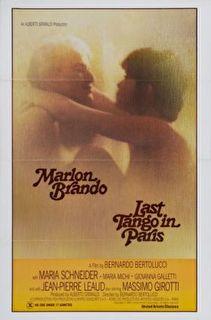 Last Tango in Paris Cover