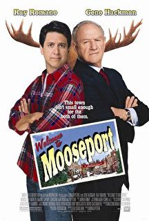 Welcome to Mooseport Cover