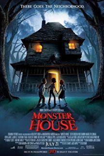 Monster House Cover