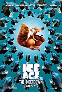 Ice Age: The Meltdown Cover