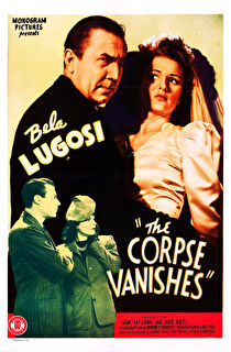 The Corpse Vanishes Cover