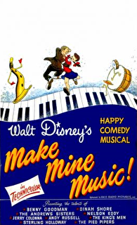 Make Mine Music Cover