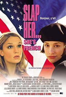 Slap Her... She's French Cover