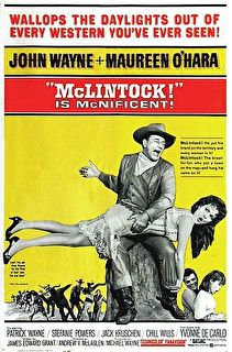 McLintock! Cover