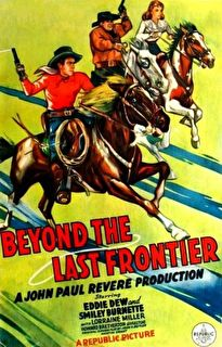 Beyond the Last Frontier Cover