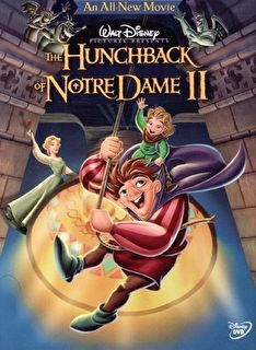 The Hunchback of Notre Dame II Cover