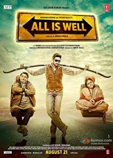 All Is Well Cover